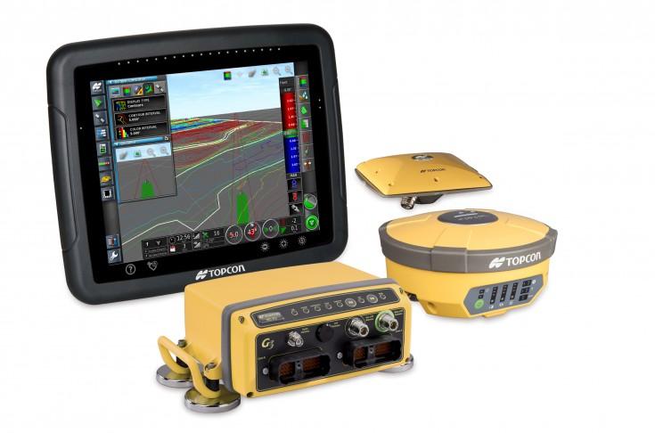 Tocpon GNNS navigācijas kontroles sistēma