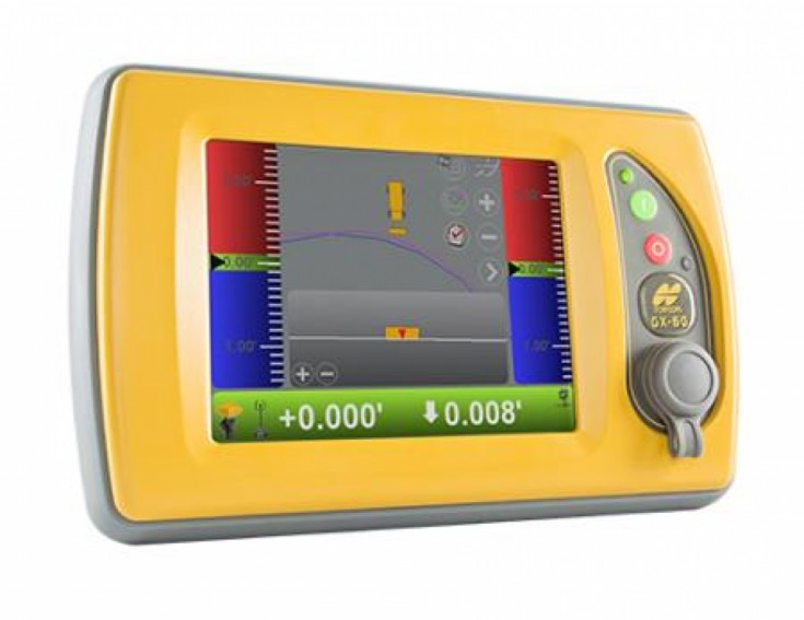 Frontālā iekrāvēja GPS kontrole
