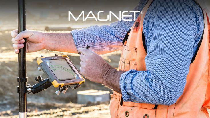Magnet Field 5 programmatūras atjauninājums