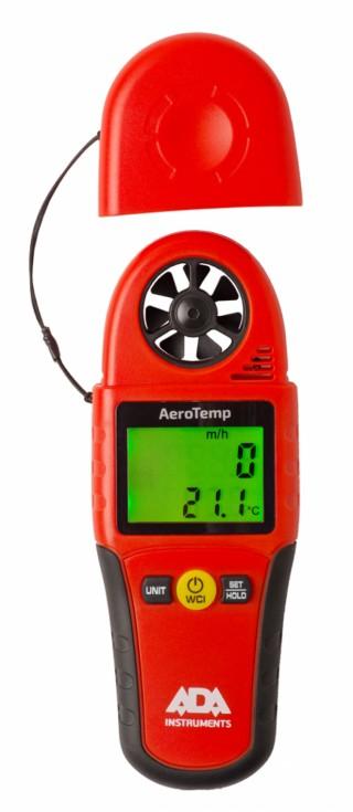 Anemometrs - Termometrs