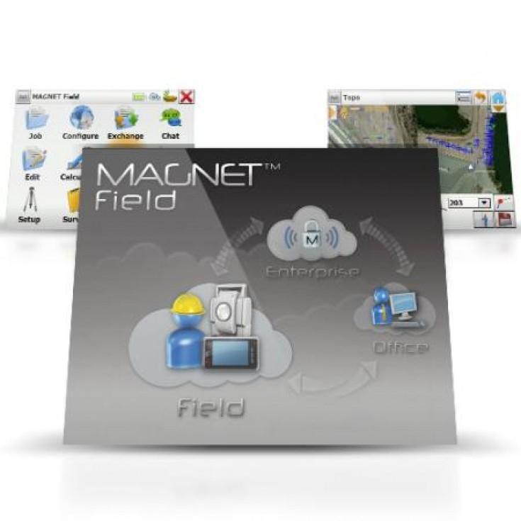 Magnet Field GIS
