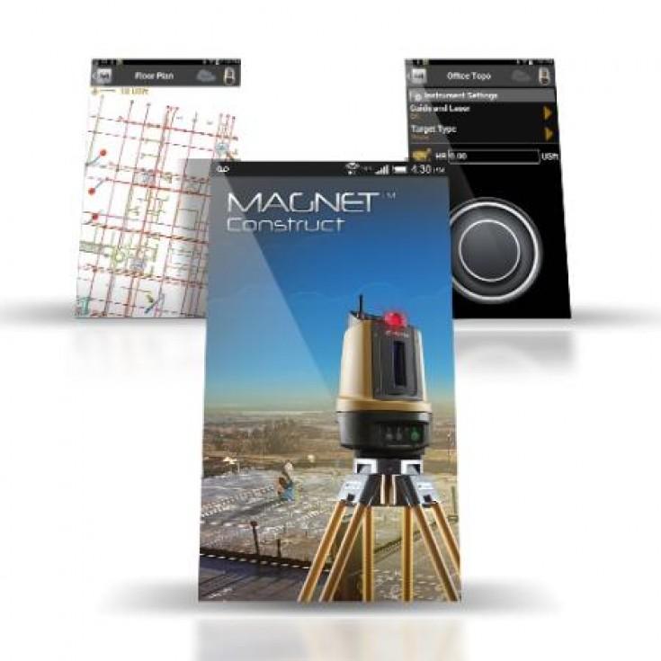 Topcon MAGNET Construct 2