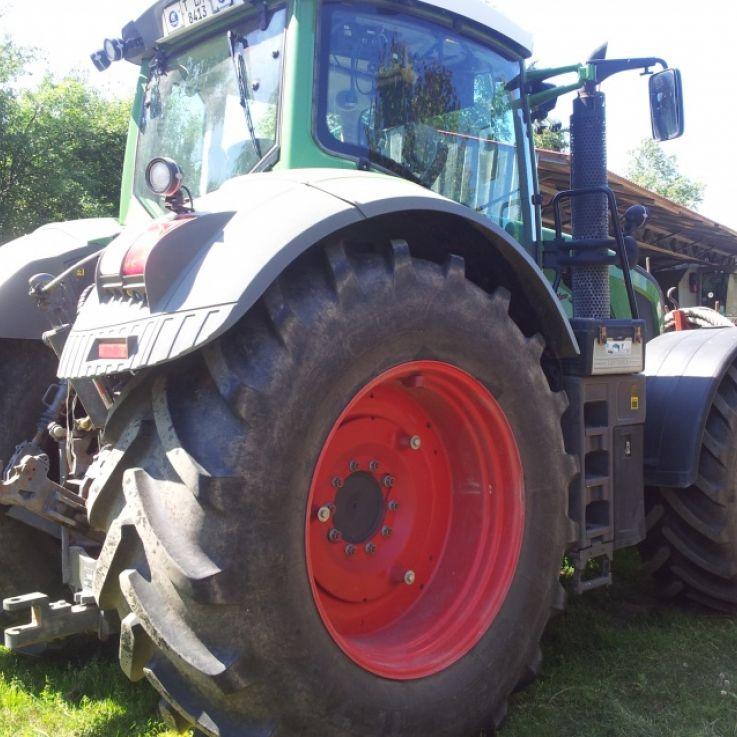 Fendt traktors