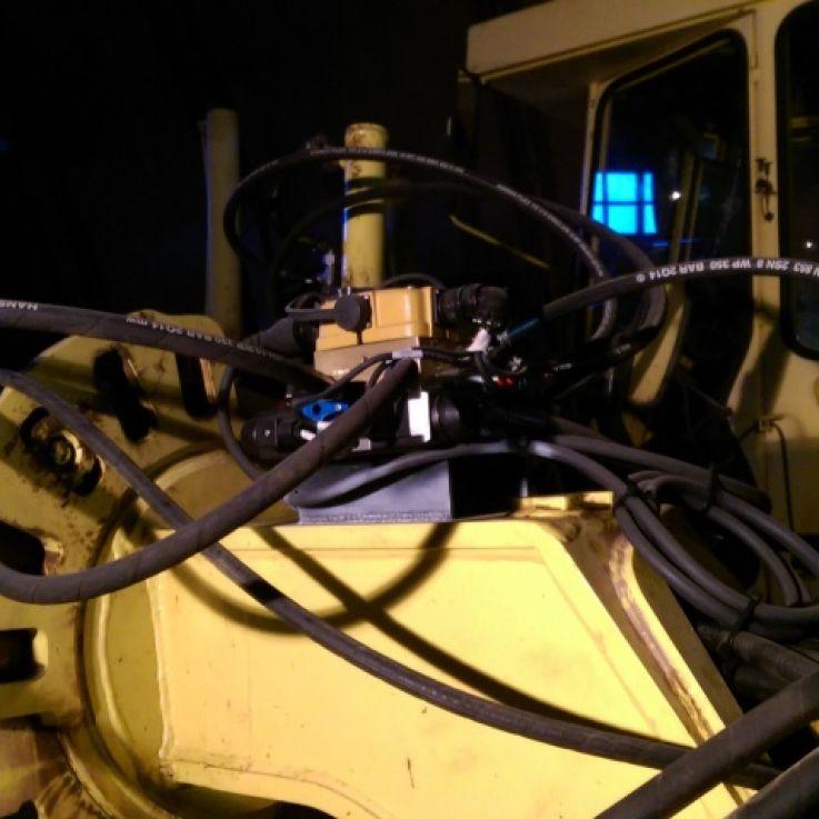 HBM greiders BG110TA-4