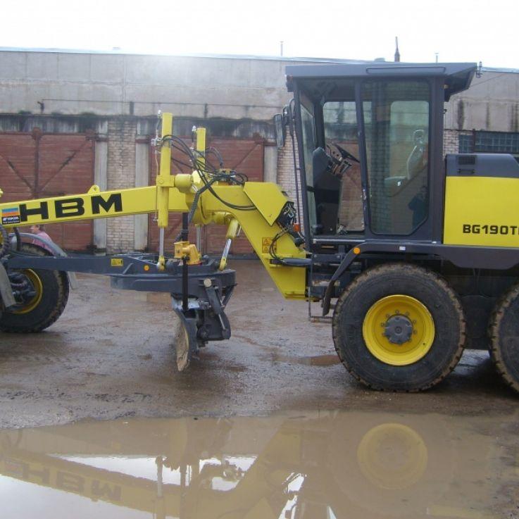 HBM greiders BG190TA-4