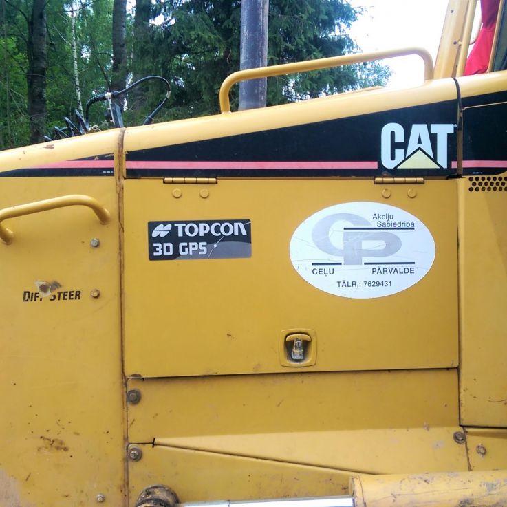 CAT buldozers D6N