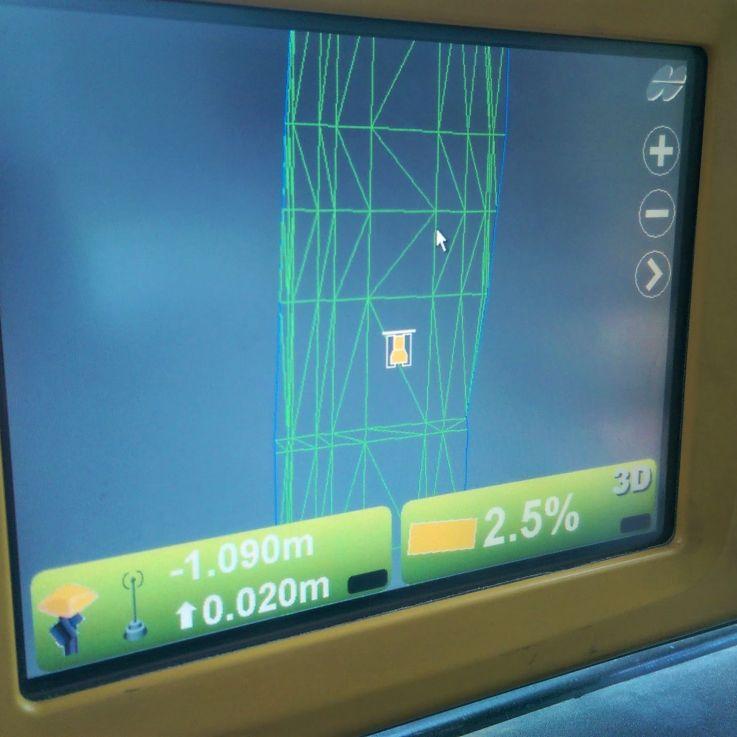 3D ceļa projets