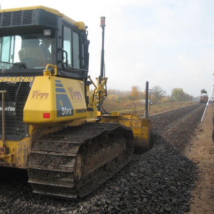 Komatsu buldozers 51px