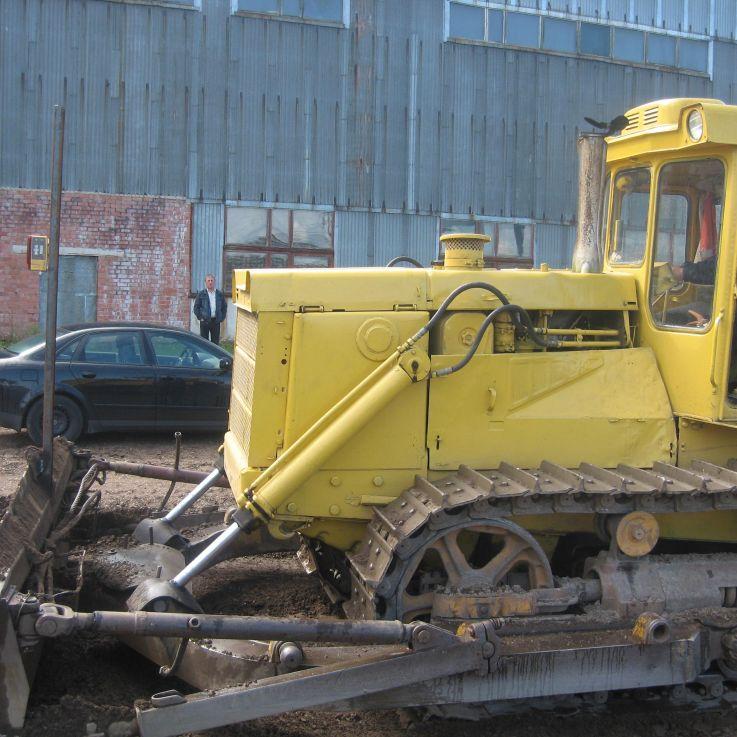 ЧТЗ buldozers